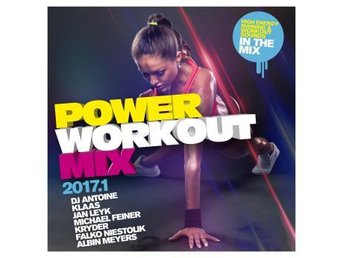 Power Workout Mix 2017.1 (2CD)