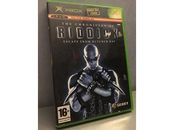 The Chronicles of Riddick: Escape from Butcher Bay till Xbox