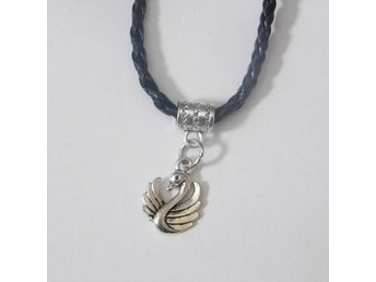 Svan halsband / Swan necklace