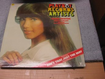 Playboy Records Artists - Barbi Benton