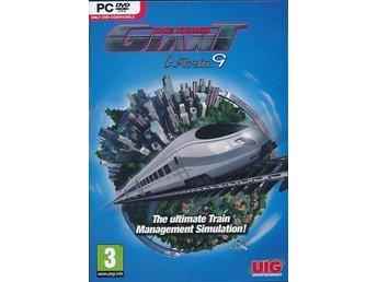 Train Giant A-Train 9 (PC) - Nossebro - Train Giant A-Train 9 (PC) - Nossebro