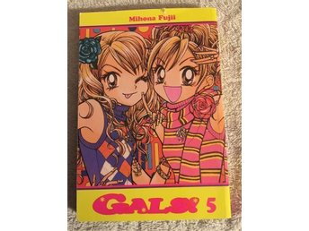 Manga - Gals! Vol. 5