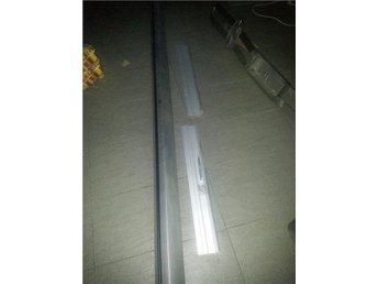 Motordriven filmduk med fjärrkontroll 2,4 meter bred. Fabrikat SMS - Hisings Backa - Motordriven filmduk med fjärrkontroll 2,4 meter bred. Fabrikat SMS - Hisings Backa