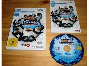 Wii: Penguins of Madagascar: Dr. Blowhole Returns - Again!
