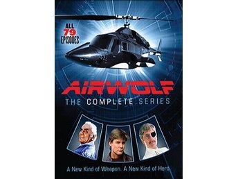 Airwolf - The Complete Series (DVD)