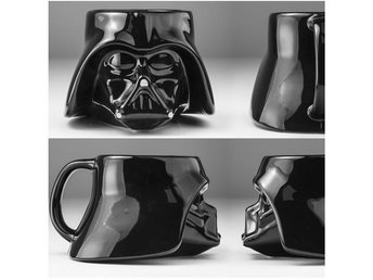 Mugg 3D - Star Wars - Darth Vader 300ml