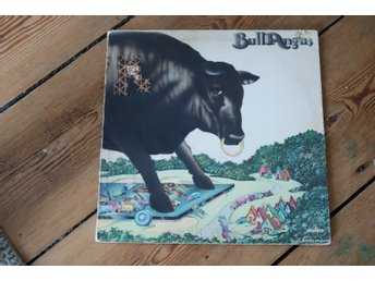 Bull Angus Self Titled LP Hard Psych 1971 hard rock heavy----