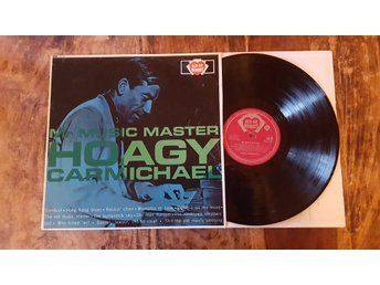 Hoagy Carmichael / Mr Musicf Master / LP  / Ace Of Hearts Records
