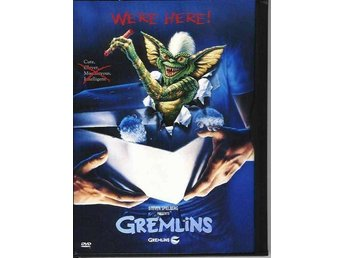 Gremlins  84 Joe Dante med Zach Galligan, Phoebe Cates DVD OOP