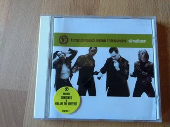 CD-album The Brand New Heavies - Shelter 1997.