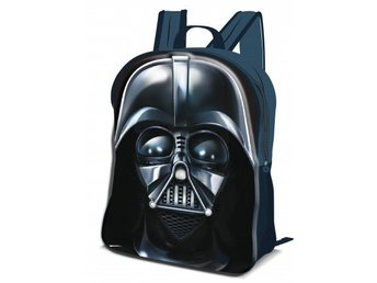Hobbytoys Disney Star Wars Ryggsäck Darth Vader Svart 32x28