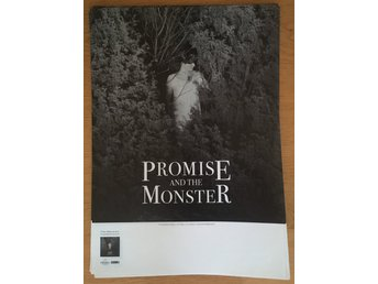 Poster Promise And The Monster Transparent Knives i toppskick