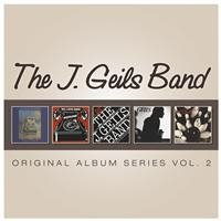 J Geils Band: Original album series vol 2 74-77 (5 CD)