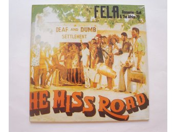 ** Fela Ransome-Kuti & The Africa 70 ‎– He Miss Road (SEALED) **
