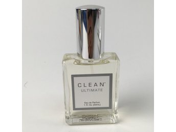 CLEAN, Eau De Parfum, Ultimate, Vit/Grå/Transparent