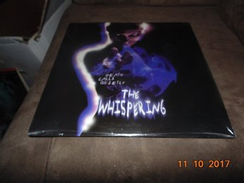 The whispering - Death calls quietly - 1st laserdisc