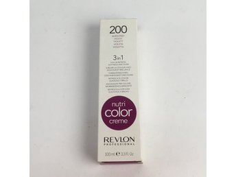 Revlon, Schampo, Nutri Color Creme, Burgundy, Strl: 100 ML