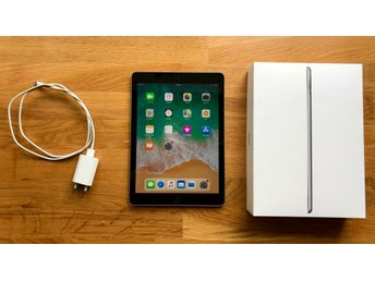 iPad 128gb surfplatta