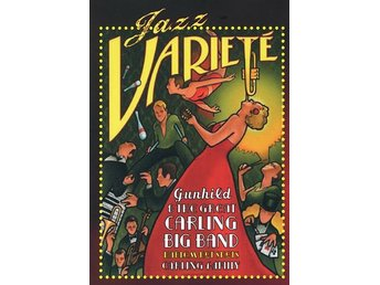 Carling Gunhild: Jazz varieté (DVD)