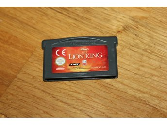 Lion king - Gameboy advance