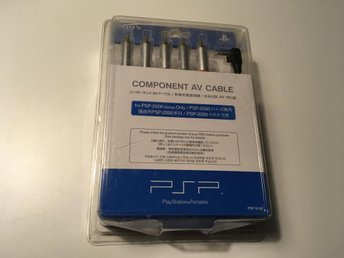Component AV CABLE FOR PSP PLAYSTATION PORTABLE
