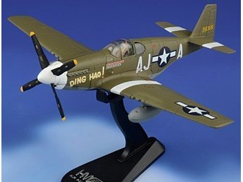Hobby Master North american P-51B Mustang - 1/48 scale. Nice!