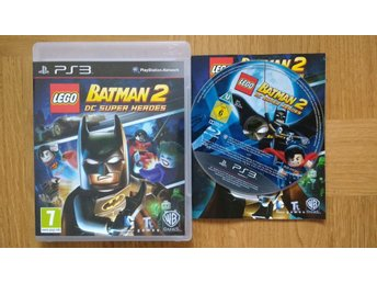 PlayStation 3/PS3: LEGO Batman 2 Bat Man