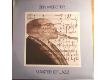 LP – BEN WEBSTER – MASTER OF JAZZ