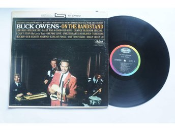 ** Buck Owens ‎– On The Bandstand **