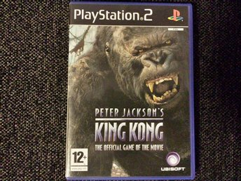 Peter Jackson's King Kong The Official Game of the movie (PS2) Playastaion 2