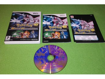 Pokemon Battle Revolution  Nintendo Wii
