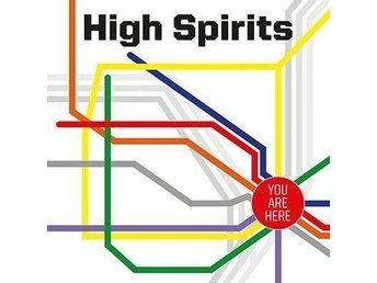 High Spirits - You Are Here- Vinyl LP