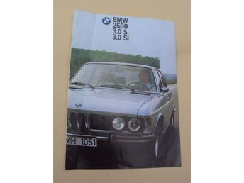 BMW 2500,3.0S,3.0 Si
