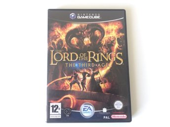The Lord Of The Rings - Gamecube - Svenksålt