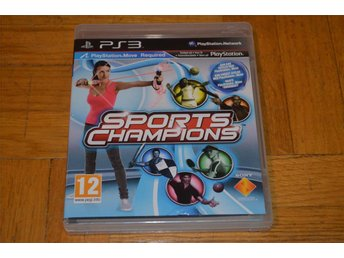Sports Champions - Playstation 3 PS3