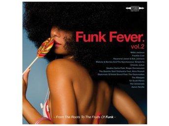 Funk Fever Vol 2 (4CD) - Nossebro - Funk Fever Vol 2 (4CD) - Nossebro
