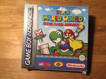 Super Mario World / Super Mario Advance 2 - Komplett - Gameboy Advance - EUR