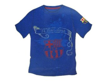 Barcelona T-shirt Junior SC 5-6 år