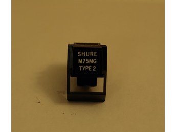 PICK UP. SHURE M75MG TYPE 2