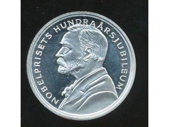 2001 M 200 kronor Stämpelglans Nobel - Västra Frölunda - 2001 M 200 kronor Stämpelglans Nobel - Västra Frölunda