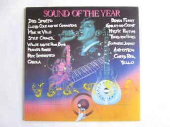 Sound of the year LP 1985 Dire Straits, Carola, Yello etc
