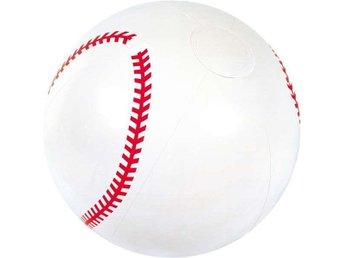 Badlek! Badboll Bestway vit baseboll 41 cm - under halva priset! - Borås - Badlek! Badboll Bestway vit baseboll 41 cm - under halva priset! - Borås
