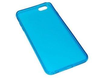 iPhone 6 / 6s mobilskal - Ljusblå genomskinlig - Malmö - iPhone 6 / 6s mobilskal - Ljusblå genomskinlig - Malmö