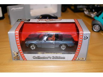 Fort Thunderbird 2003(1:43)Road Signature Collection