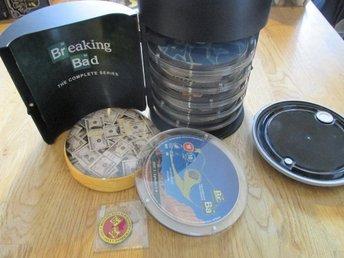Breaking bad collector's barrel edition - Sundsvall - Breaking bad collector's barrel edition - Sundsvall