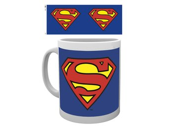 Mugg - DC Comics - Superman Logo (MG0855)