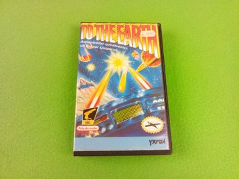 To The Earth YAPON HYRBOX Nes Pal-B Nintendo 8 bit