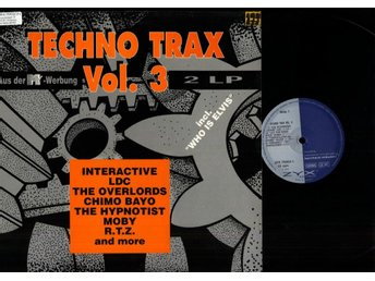 VARIOUS - TECHNO TRAX VOL. 3