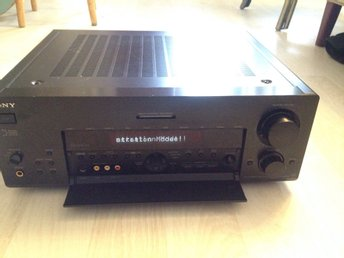 receiver analog Sony str-db925