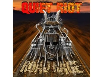 Quiet Riot: Road rage 2017 (CD)